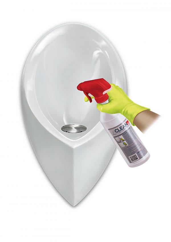 uriCLEAN Täglich Reinigung