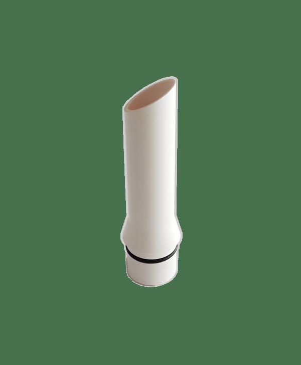 Ersatzteil ABS Rohr mit O-Ring